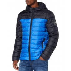 ONLY i SONS Steven Hooded Jacket Blue
